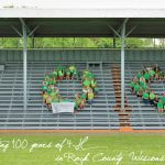 Rock County makes 100 in the stands