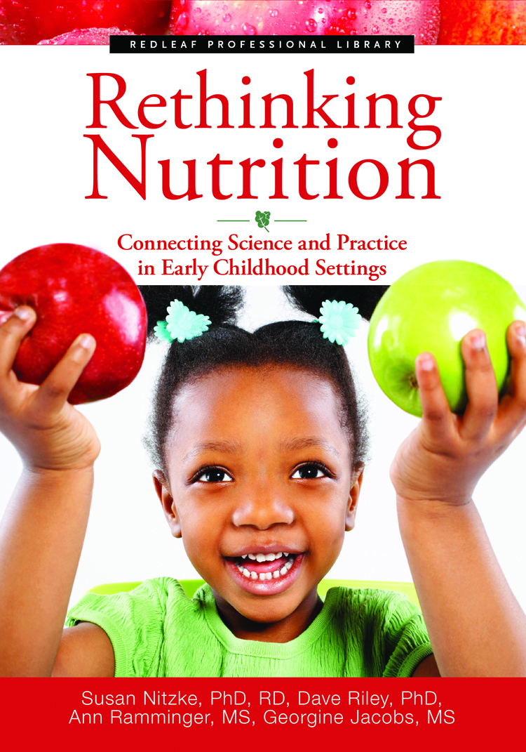 Rethinking Nutrition In Early Childhood Programs Cooperative Extension
