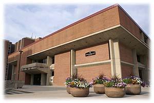 Steenbock Library, UW-Madison