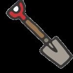 Shovel - visual only