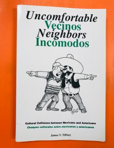 Cover image of book Uncomfortable Neighbors