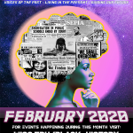 Black History Month 2020 poster