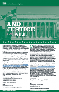 green And Justice For All poster