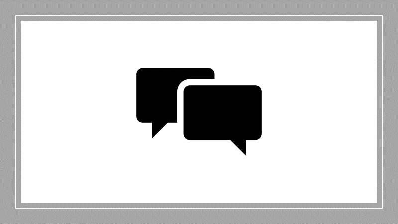 communication icon and link to coaching & consultation request