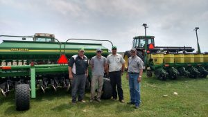 Horse Creek Farmer-Led Watershed Council Members